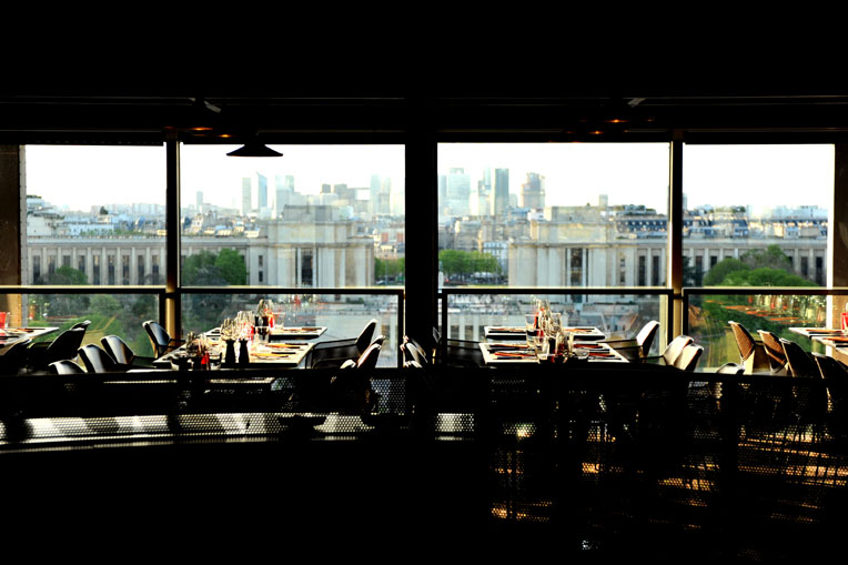 Breakfast With Patrick Jouin At The Eiffel Tower Paris By Appointment Only
