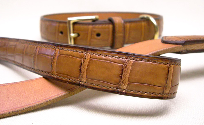 hand-sewn-alligator-belt