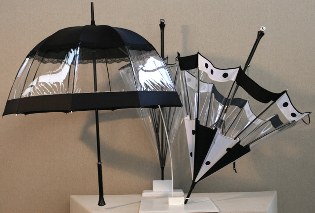 Paris Umbrella Artisan Makes Showery Chic Paris By